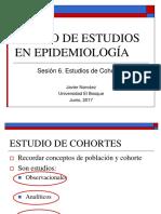 6. Estudios de cohortes.ppt