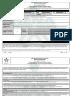 Modelo Proyecto Formativo-GEA