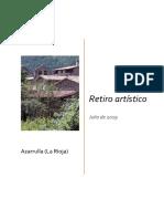 Retiro Artistico 2019 [6760]