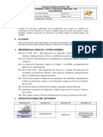 04 CTS-SSO- EST- 04 CORTE Y CARGUIO DE MATERIAL CON EXCAVADORA