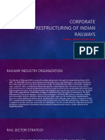 Corporate restructuring of Indian railways.pptx