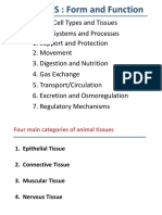 Animal form and function and Genetics.pdf