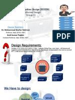 Transformer Design (Group-11) 2k16.pptx