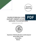 RBI Circular 78381_Rupee&Dollar Export Credit