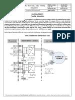 Annexure-3 Parallel Operation & Inverter Placement_DelCEN 2500 HV