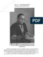 Dr.H.O.GUNEWARDENE (folder)