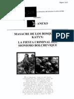 Masacre de Los Bosques de Katyn