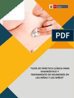 guia peruana neumonia en pediatria 2019