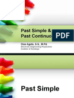 25395_03 PAST SIMPLE & CONTINUOUS.ppt