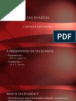 TAX EVASION.pptx