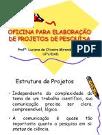 OFICINA_PARA_ELABORAÇÃO_DE_PROJETOS_DE_PESQUISA.ppt