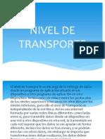 NIVEL DE TRANSPORTE.pptx