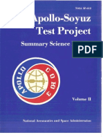 Apollo-Soyuz Test Project. Volume 2 Earth Observations and and Photography
