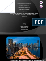 Urbanismo - Análisis Vial Panamá - Parque Lefevre - San Francisco