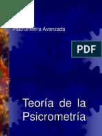 TEMA I - Teoría Psicrometría