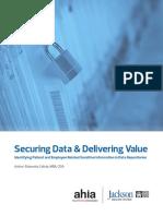 SecuringDataAndDeliveringValueMarch2018.pdf