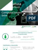 Licenciatura en Ingenieria en Sistemas Computacionales_UTEL