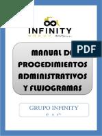 FLUJO GRAMA GRUPO INFINITY