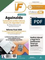 Revista PAF segunda quincena diciembre 2019