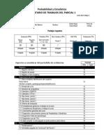 Probabilidad y Estadística Lista Cotejo p1
