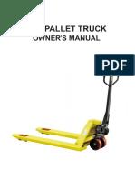 TSP6630 owner manual