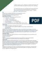 Intestinal,Pancreatic & gastric juice assgnment