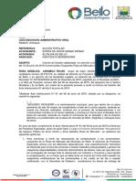 INFORME JUEZ 18 ADMINISTRATIVO DE ORALIDAD MEDELLIN.