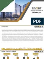 Generic Engineering Preesentation