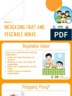 Adult Module 3 - Increasing Fruits and Vegetable Intake Powerpoint (English).pdf