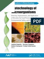 (Innovations in biotechnology volume 2) Kanekar, Pradnya Pralhad_ Sangeetha, Jeyabalan_ Tanasupawat, Somboom_ Thangadurai, D - Biotechnology of microorganisms_ diversity, improvement, and application .pdf