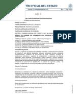 IDENTIFICACION EOCB0111CUBIERTAS INCLINADAS
