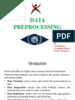 DATA PREPROCESSING