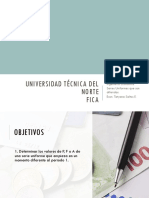 SERIES UNIFORMES DIFERIDAS