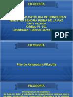 PRESENTACIÓN PROGRAMA Y CONTENIDOS ASIGNATURA FILOSOFÍA 01_2020