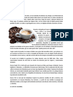 HISTORIA DEL CAFÉ Bryant Segura Mendez