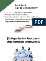 Organizational Effectiveness- Module 1- Part 2.ppt
