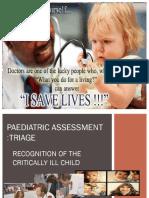 pediatric triage pat ppt