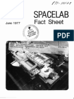 Spacelab Fact Sheet