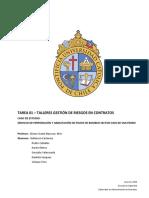 Tarea 01 - Gestión de Riesgo en Contratos.docx
