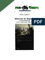 Lynch, John - Historia De España V