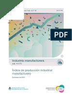 Actividad Industrial 2019