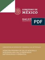 Documento Distritos de Salud