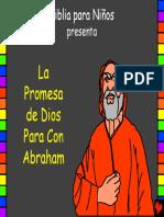 4. la promesa de Dios para con abraham(Genesis 11-21)