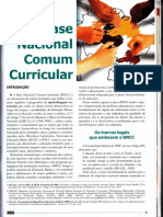 A BASE NACIONAL COMUM CURRICULAR - Revista Udemo