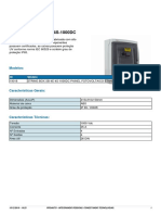 STRING BOX  - SB-4E-4S-1000DC