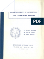 Recomendaciones de Nutrimentos para la Poblacion Mexicana.pdf