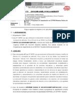 INFORME_DE INCLUSION A PROGRAMAS DE CAPACITACION CETPRO NUESTRA SEÑORA DE LA MERCED