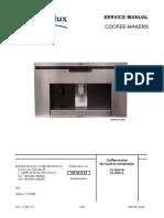 AEG PE9038M Service Manual