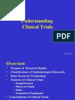 Understanding Clinical Trials