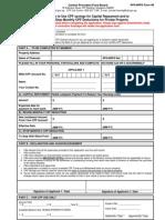 CPF Form 4B